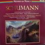 Lp Schumann - Sinfonia N. 4 Opus 120 - Mestre Da Vinil Raro