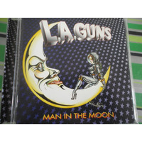 L.a. Guns - Cd Man In The Moon (2001) Hard Rock Guns N Roses