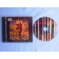 Cd Michael Jackson - Blood On The Dance Floor - 1997