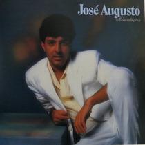 Lp José Augusto - Recordações - Vinil Raro
