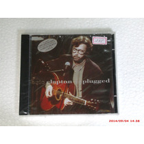 Eric Clapton - Unplugged - Cd (novo Lacrado)