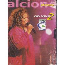 Dvd+cd Alcione - Lacrado! - Frete Grátis ( Super Raro)