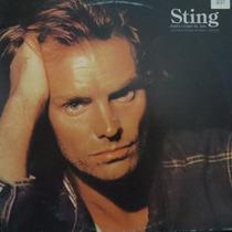 Lp Sting - ...nada Como El Sol - Vinil Raro