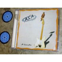 Cd Asa De Águia - Lenda (1995) C/ Armandinho ( Cor Do Som )