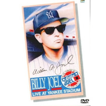 Dvd Billy Joel - Live At Yankee Stadium