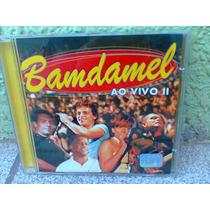 Cd Banda Mel / Ao Vivo Vol.2 (frete Grátis)