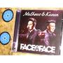 Cd Matheus E Kauan - Face A Face (2015) Novo E Lacrado
