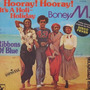 Boney M. - Hooray! Hooray! It´s A Holi H Compacto Vinil Raro