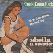 Sheila B. Devotion - Sheila Come Back - Compacto Vinil Raro