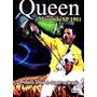 Dvd Queen Morumbi Sp 1981 O Primeiro Show Do Queen No Brasil