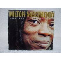 05 Cds Milton Nascimento- Uma Travessia Musical- Lacrado