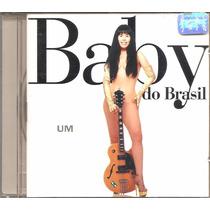 Cd Baby Do Brasil ( Consuelo) - Um -part. Snz, Marcos Suzano