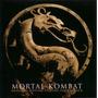 Cd-mortal Kombat-trilha Sonora Do Filme-em Otimo Estado