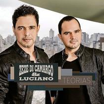 Cd Zezé Di Camargo & Luciano Teorias Frete Grátis Me