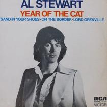 Al Stewart - Year Of The Cat - Sand I - Compacto Vinil Raro