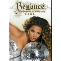 Dvd The Beyoncé Experience - Live -