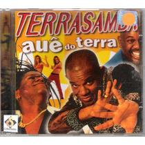 Cd Terrasamba - Auê Do Terra