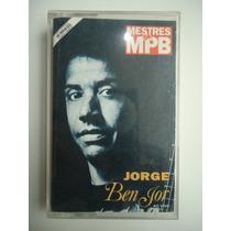Fita Cassete Jorge Ben Jor Mestre Da Mpb