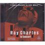 Ray Charles - Cd In Concert - Lacrado De Fábrica