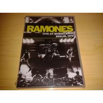 Ramones - Live At Musikladen Berlin 1978 Dvd