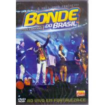 Dvd Bonde Do Brasil - Ao Vivo Em Fortaleza - Novo***