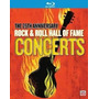 25th Anniversary Rock & Roll Hall Of Fame Concerts Bluray