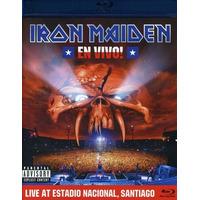 Iron Maiden-en Vivo! Blu-ray Novo-lacrado-importado