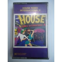 Fita Cassete House Remix Internacional 2