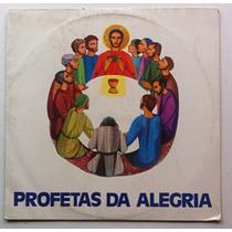 Frete Gratis - Profetas Da Alegria Lp Raro Paulinas Zezinho