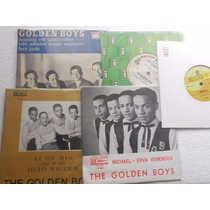 Golden Boys Lote C/ 5 Compactos Vinil 7 Jovem Guarda Oferta