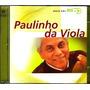 Cd Paulinho Da Viola - Serie Bis (frete Gratis)
