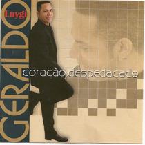 Cd Geraldo Luygi Original Novo Lacrado Frete Gratis