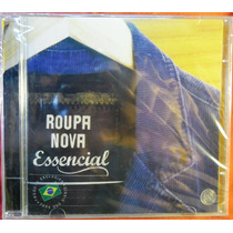 Mpb Pop Roc Dance Cd Roupa Nova Essencial Som Livre Lacrado