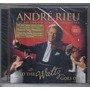 Cd André Rieu - And The Waltz Goes On (lacrado)