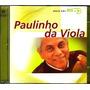 Cd Paulinho Da Viola Série Bis (duplo)