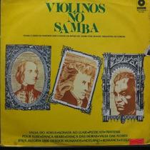 Lp Violinos No Samba - Valsa Do Adeus - Vinil Raro