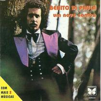 Cd Benito Di Paula - Um Novo Samba ( Frete Gratis )