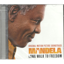 Cd Mandela - Long Walk To Freedom -vários