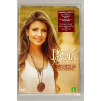Paula Fernandes - Encontros Pelo Caminho (dvd Novo Lacrado)