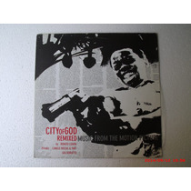 Lp - Remixed - City Of God (music From The Motion Picture)