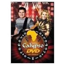 Dvd Banda Calypso - Ao Vivo Em Angola (lacrado)