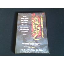 Dvd Music For Montserrat