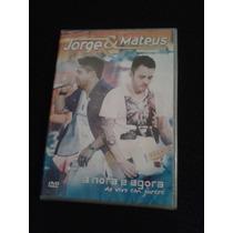Dvd Jorge & Mateus - A Hora É Agora Ao Vivo Em Jurerê