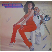Lp Raul De Barros - O Som Da Gafieira - 1979 -