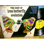 Lp Iron Butterfly - Evolution The Best Importado Exc R$ 80,0