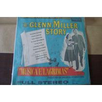 Glenn Miller Story, Lp, Música E Lagrimas, Moonlight Serenad