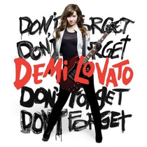 Cd Demi Lovato Don