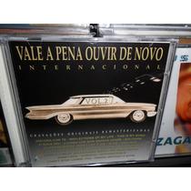 Cd Vale A Pena Ouvir De Novo Vol 2 Internecional Frete 8,00