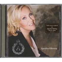 Cd Agnetha Fältskog - A ( Abba ) Importado Europeu E Lacrado