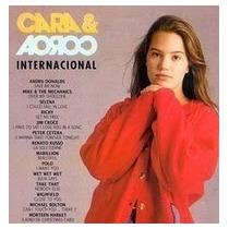 Cd - Cara & Coroa - Internacional